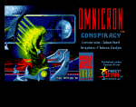 Omnicron Conspiracy